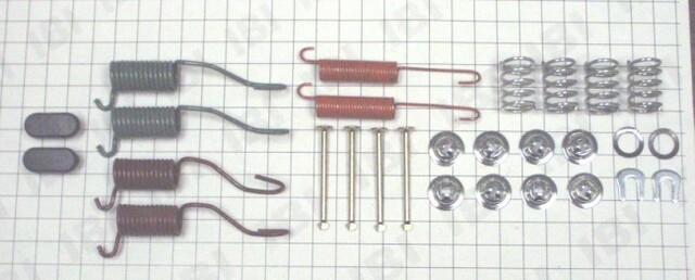 Autopart International 1406-51555 Drum Brake Hardware Kit