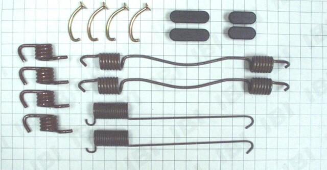 Autopart International 1406-51751 Drum Brake Hardware Kit