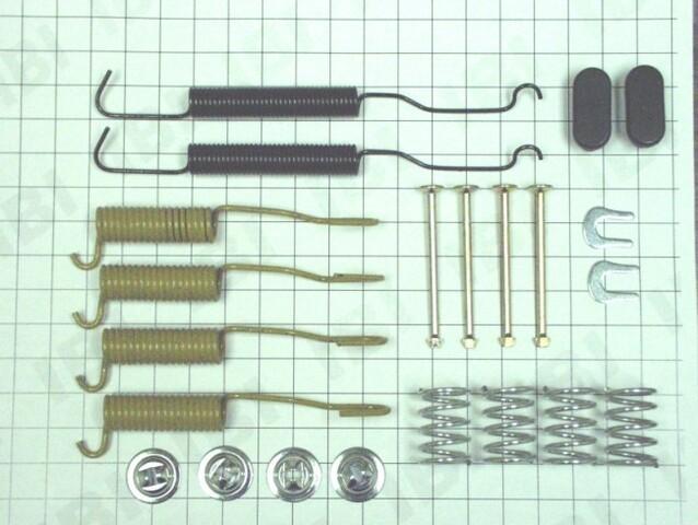 Autopart International 1406-51755 Drum Brake Hardware Kit