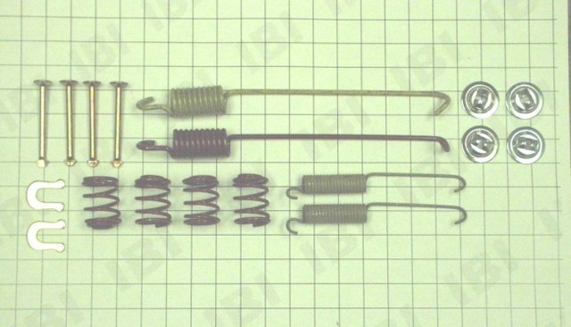 Autopart International 1406-51771 Drum Brake Hardware Kit