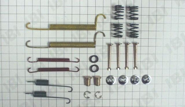 Autopart International 1406-51773 Drum Brake Hardware Kit