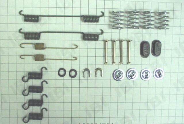 Autopart International 1406-51774 Drum Brake Hardware Kit