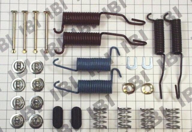 Autopart International 1406-51782 Drum Brake Hardware Kit