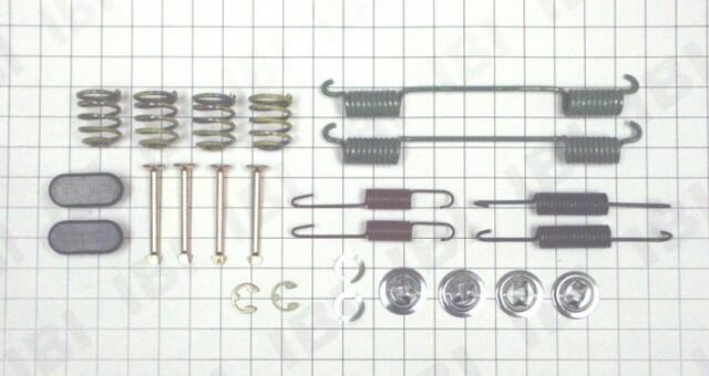 Autopart International 1406-51783 Drum Brake Hardware Kit
