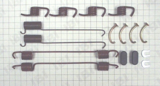 Autopart International 1406-51789 Drum Brake Hardware Kit