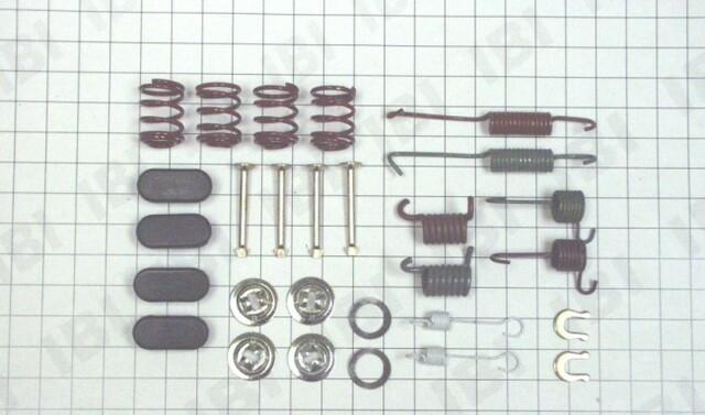 Autopart International 1406-51797 Drum Brake Hardware Kit