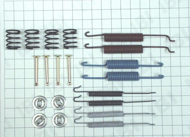 Autopart International 1406-51799 Drum Brake Hardware Kit