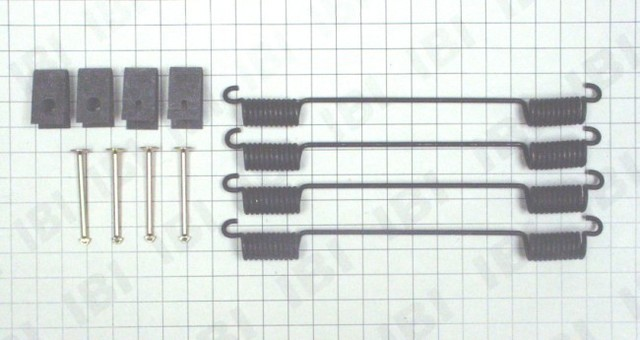 Autopart International 1406-51815 Drum Brake Hardware Kit