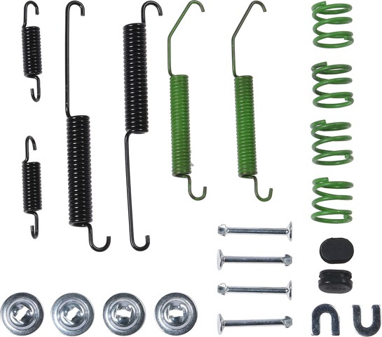 Autopart International 1406-536824 Drum Brake Hardware Kit