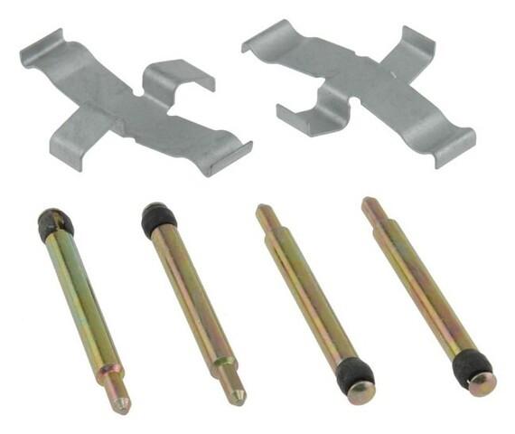 Autopart International 1406-66010 Disc Brake Hardware Kit