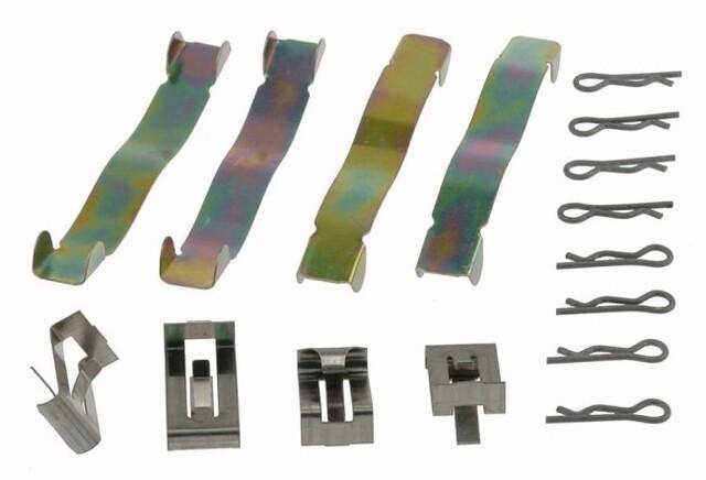 Autopart International 1406-66292 Disc Brake Hardware Kit