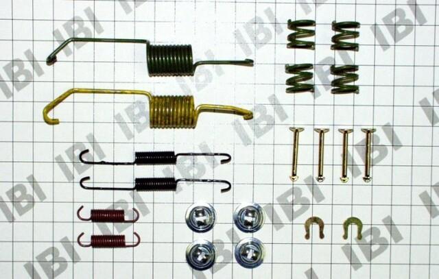 Autopart International 1406-90038 Drum Brake Hardware Kit