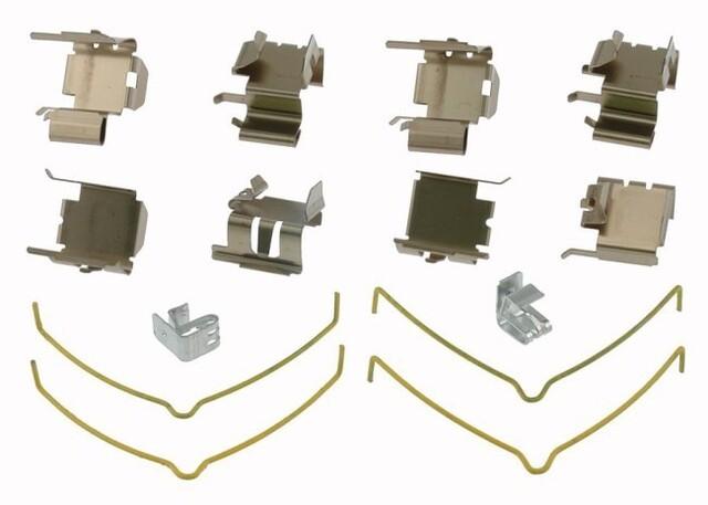 Autopart International 1406-90092 Disc Brake Hardware Kit