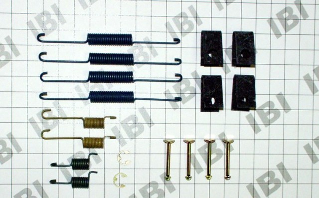 Autopart International 1406-90226 Drum Brake Hardware Kit