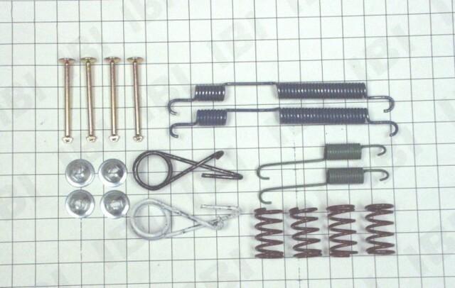 Autopart International 1406-90227 Drum Brake Hardware Kit