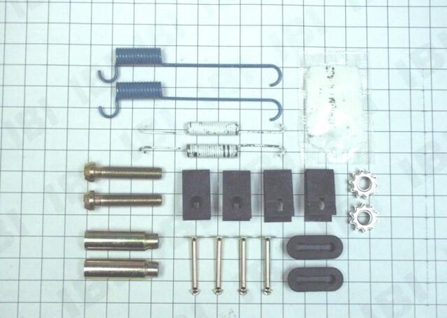 Autopart International 1406-90233 Parking Brake Hardware Kit