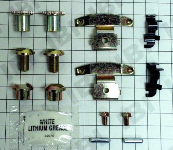 Autopart International 1406-90251 Parking Brake Hardware Kit