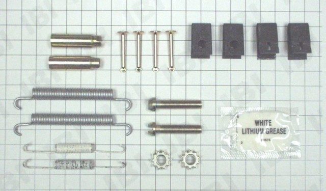 Autopart International 1406-90253 Parking Brake Hardware Kit