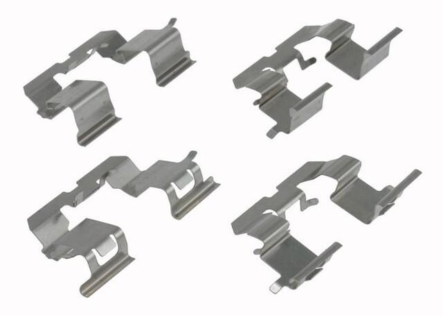 Autopart International 1406-92591 Disc Brake Hardware Kit