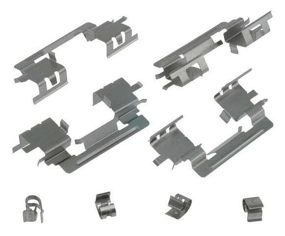 Autopart International 1406-92628 Disc Brake Hardware Kit