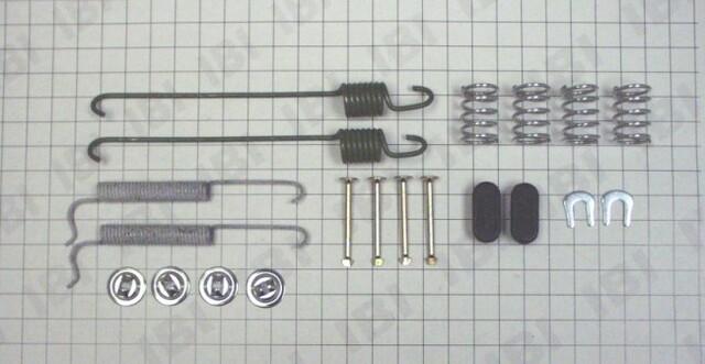 Autopart International 1406-92698 Drum Brake Hardware Kit