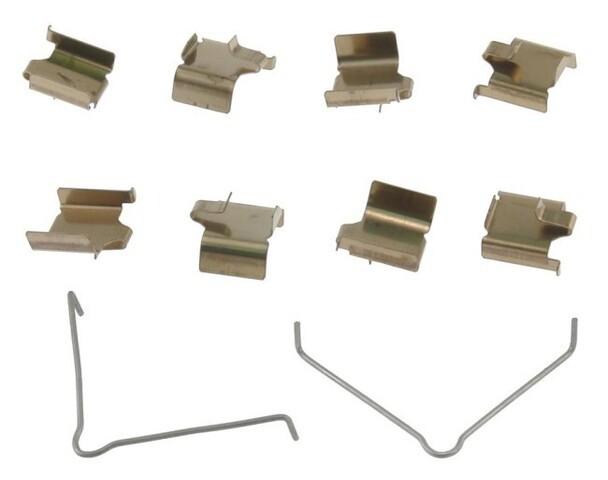 Autopart International 1406-92801 Disc Brake Hardware Kit