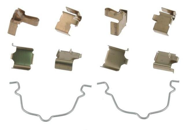 Autopart International 1406-92805 Disc Brake Hardware Kit