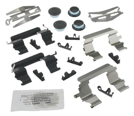 Autopart International 1406-92832 Disc Brake Hardware Kit