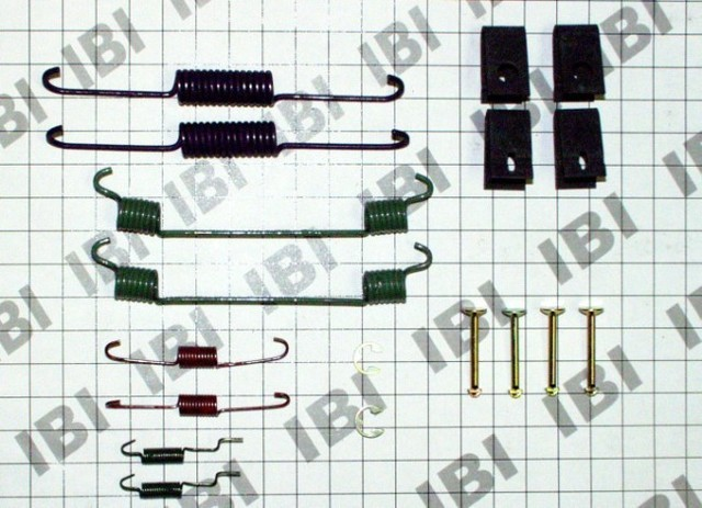 Autopart International 1406-92848 Drum Brake Hardware Kit