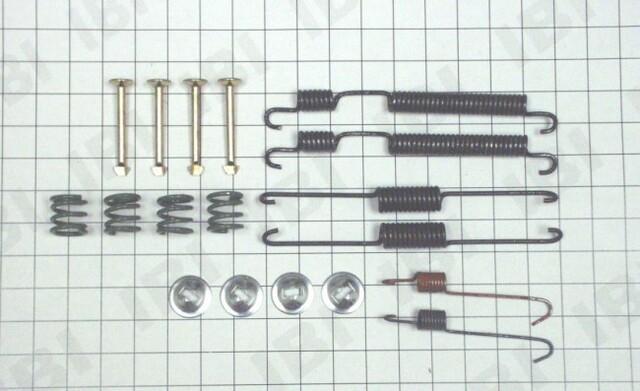 Autopart International 1406-92852 Drum Brake Hardware Kit