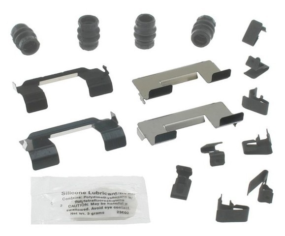Autopart International 1406-96362 Disc Brake Hardware Kit