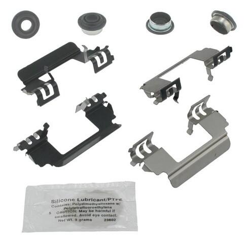 Autopart International 1406-96371 Disc Brake Hardware Kit
