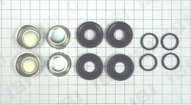 Autopart International 1406-96417 Disc Brake Caliper Pin Boot Kit