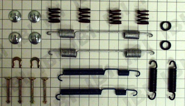 Autopart International 1406-98864 Drum Brake Hardware Kit