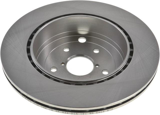 Autopart International 1407-248480 Disc Brake Rotor