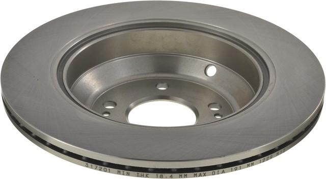 Autopart International 1407-317201 Disc Brake Rotor