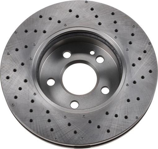 Autopart International 1407-528663 Disc Brake Rotor