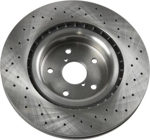 Autopart International 1407-657738 Disc Brake Rotor