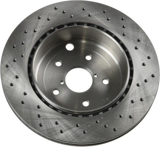 Autopart International 1407-657739 Disc Brake Rotor