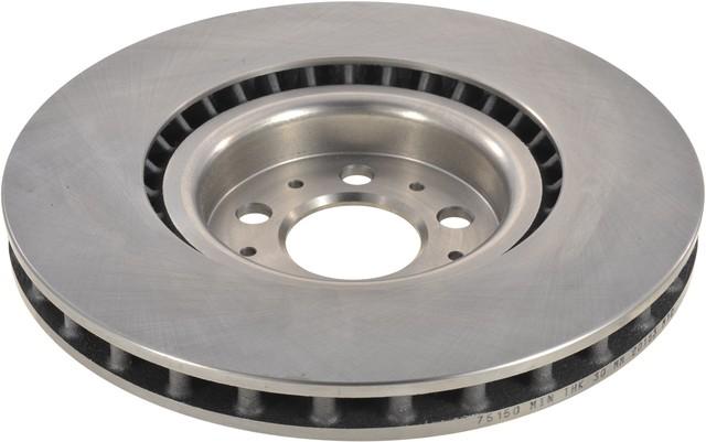Autopart International 1407-75150 Disc Brake Rotor