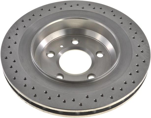 Autopart International 1407-77106 Disc Brake Rotor