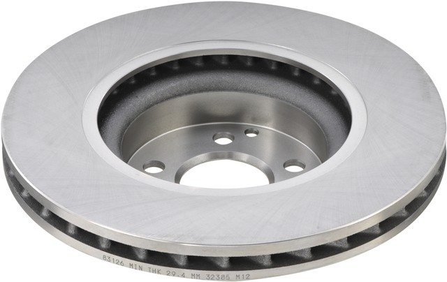 Autopart International 1407-83126 Disc Brake Rotor
