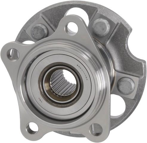 Autopart International 1411-02463 Wheel Bearing and Hub Assembly