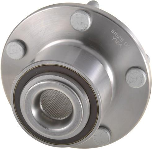 Autopart International 1411-09818 Wheel Bearing and Hub Assembly