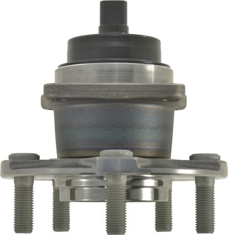 Autopart International 1411-09820 Wheel Bearing and Hub Assembly