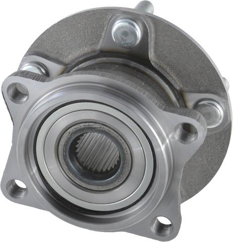 Autopart International 1411-09828 Wheel Bearing and Hub Assembly