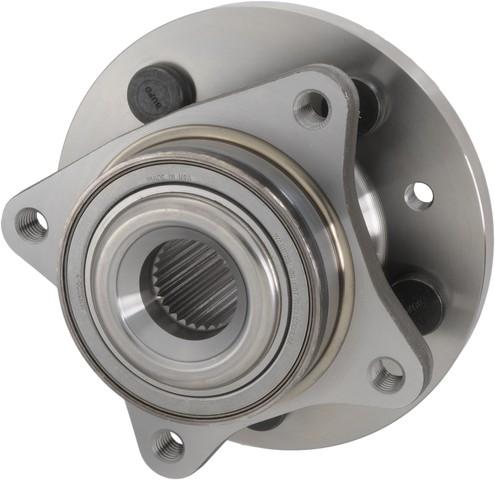Autopart International 1411-09829 Wheel Bearing and Hub Assembly