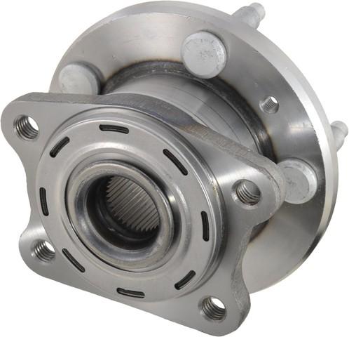 Autopart International 1411-09843 Wheel Bearing and Hub Assembly