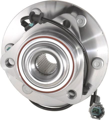 Autopart International 1411-09850 Wheel Bearing and Hub Assembly
