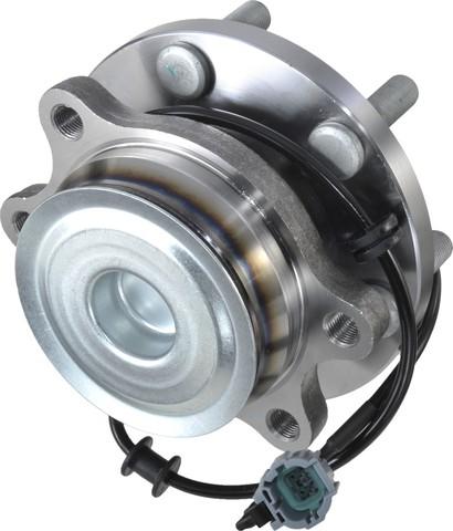 Autopart International 1411-09854 Wheel Bearing and Hub Assembly